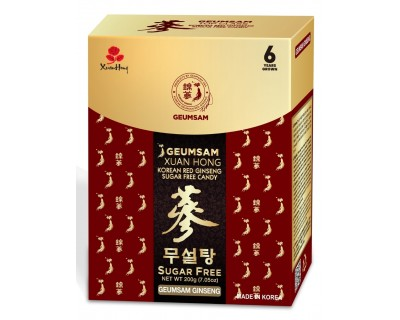 Premium Geumsam Candy Sugar Free      (See Curernt Sale under Promotion)