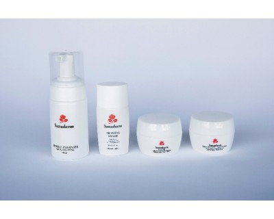 Basic Skincare Set (Made In Japan)   (Get 2 Free gifts: Peeling Gel,  Toner, and Free Shipping in  USA)
