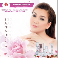 Sanaderm Catalog Cover