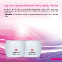 Deep Moiture-age Control Brightening Firming Cream (Kem Ban Đêm)
