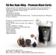 Premium Black Garlic