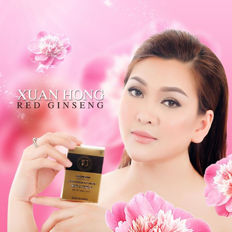 Premium Sliced Red Ginseng Intro